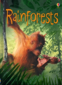 Rainforests, Hardback Book
