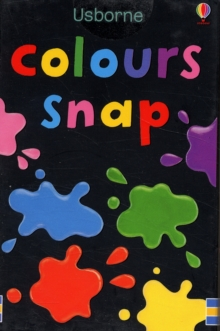 Colours Snap Cards, Novelty book Book