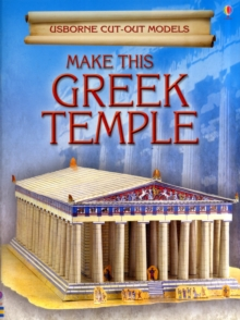Make This Greek Temple, Paperback Book