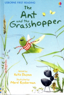 The Ant and the Grasshopper, Hardback Book