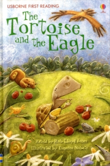 The Tortoise and the Eagle, Hardback Book