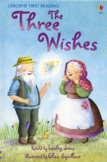 The Three Wishes, Hardback Book