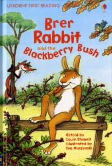 Brer Rabbit and the Blackberry Bush, Hardback Book