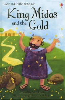 King Midas and the Gold, Hardback Book