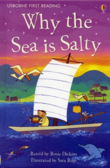 Why is the Sea Salty?, Hardback Book