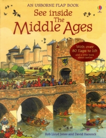 See Inside: The Middle Ages, Hardback Book