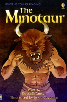 The Minotaur, Hardback Book