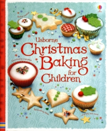 Usborne Christmas Baking for Children, Hardback Book