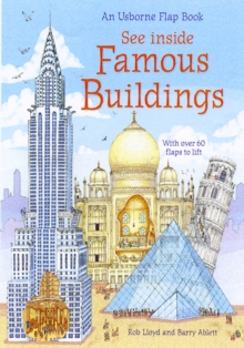 See Inside : Famous Buildings, Hardback Book