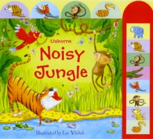 Noisy Jungle, Board book Book