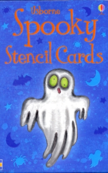 Spooky Stencil Cards, Cards Book