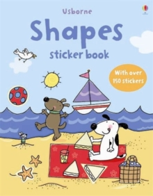 Farmyard Tales First Sticker Book : Shapes, Paperback / softback Book