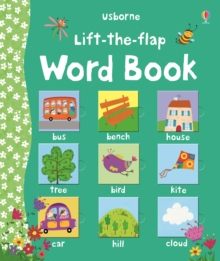 Lift the Flap Word Book, Board book Book