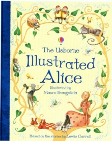 Illustrated Alice, Hardback Book