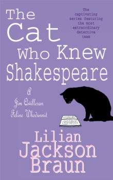 The Cat Who Knew Shakespeare (The Cat Who... Mysteries, Book 7) : A captivating feline mystery purr-fect for cat lovers, Paperback Book