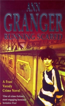 Running Scared (Fran Varady 3) : A London mystery of murder and intrigue, Paperback / softback Book