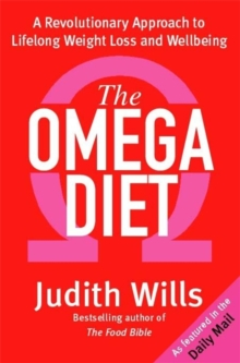 The Omega Diet, Paperback / softback Book