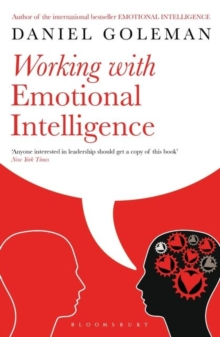Working with Emotional Intelligence, Paperback Book