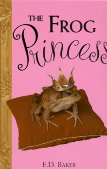 The Frog Princess, Paperback Book