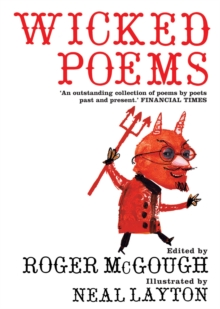 Wicked Poems, Paperback Book