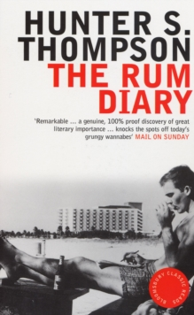 The Rum Diary, Paperback Book