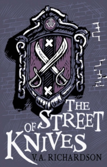 The Street of Knives : Windjammer III, Paperback Book
