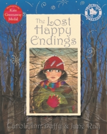The Lost Happy Endings, Paperback Book