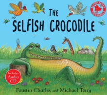 The Selfish Crocodile : Big Book, Mixed media product Book