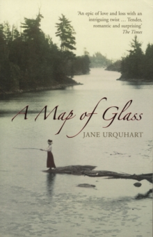 A Map of Glass, Paperback / softback Book