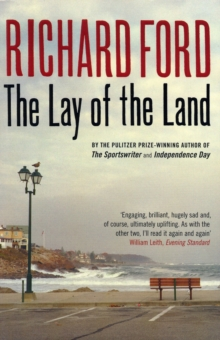 The Lay of the Land, Paperback Book