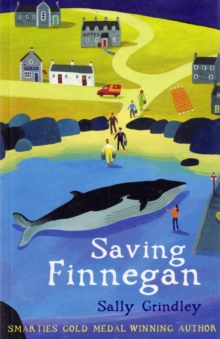 Saving Finnegan, Paperback Book