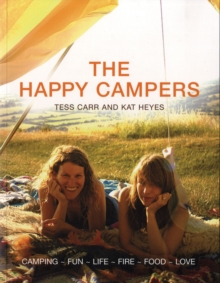 The Happy Campers, Paperback Book