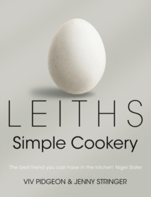 Leiths Simple Cookery Bible, Hardback Book