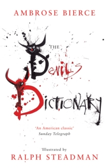 The Devil's Dictionary, Paperback Book