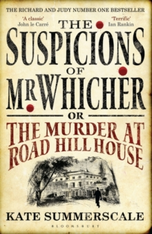 The Suspicions of Mr. Whicher : Or the Murder at Road Hill House, Paperback / softback Book