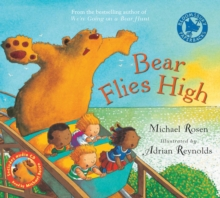 Bear Flies High, Mixed media product Book