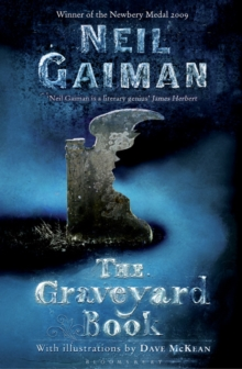 The Graveyard Book, Paperback Book
