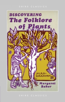 The Folklore of Plants, Paperback Book