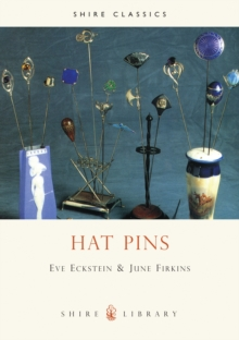 Hat Pins, Paperback Book
