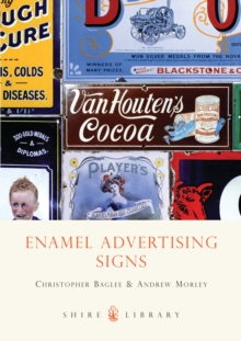 Enamel Advertising Signs, Paperback Book