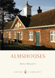 Almshouses, Paperback / softback Book