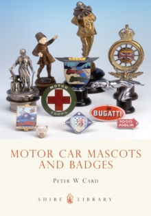 Motor Car Mascots and Badges, Paperback Book