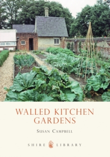 Walled Kitchen Gardens, Paperback / softback Book