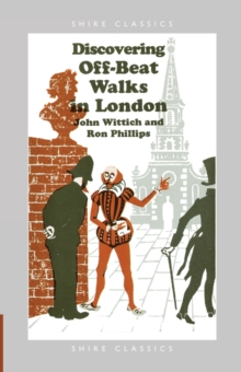 Discovering Off-beat Walks in London, Paperback Book