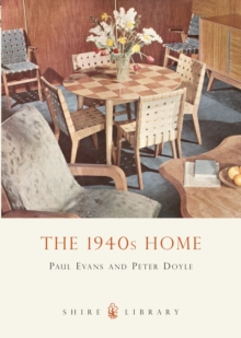 The 1940s Home, Paperback Book