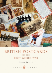 British Postcards of the First World War, Paperback Book