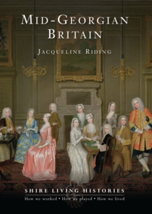 Mid-Georgian Britain : 1740-69, Paperback / softback Book