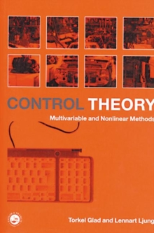 Control Theory, Paperback / softback Book