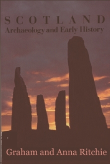 Scotland: Archaeology and Early History, Paperback / softback Book