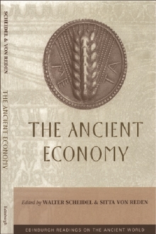 The Ancient Economy : Recent Approaches, Paperback / softback Book